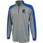 1126 Pennany Carbon Warmup 1/4 Zip Pullover