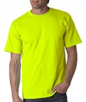 2000 Gildan Adult Ultra Cotton T-Shirt Safety Colors