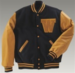 Custom Holloway Varsity Jacket