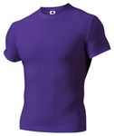 2620 Badger Youth S/S B-Fit Compression Crew (adult style 4260 available)