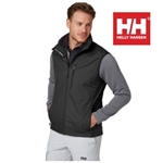 embroidered Helly Hansen Crew Vest