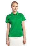 Custom Embroidered Nike Golf Ladies Dri-FIT Sport Swoosh Pique Polo. 452885