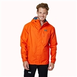 Waterproof embroidered Helly Hansen Seven Jacket