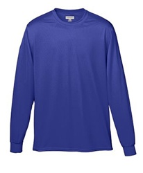 789 Youth Augusta Wicking Long Sleeve T-shirt