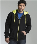 9477 Water Repellent Hoodie by Charles River,technical water-repellent coating that makes water bead off the fabric