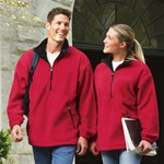 9501 Charles River Apparel Adirondack Fleece Pullover