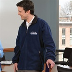 9502 Charles River Apparel Voyager Fleece Jacket