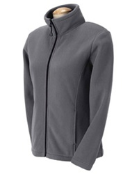 Custom D780W Devon & Jones Ladies' Wintercept Fleece Full-Zip Jacket