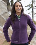 EB201 Eddie Bauer Ladies Full-Zip Fleece Jacket