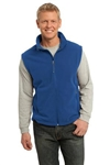 Customized Port Authority Fleece Vests