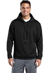Customize F244 Sport-Tek  Sport-Wick Fleece Hooded Pullover