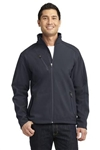 Custom Embroidered J324 Soft Shell Jacket