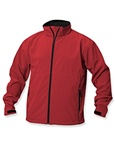 Custom Embroidered MQO00008 Clique Men's Softshell Jacket