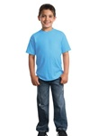 PC55 Y Youth Port & Company  50/50 Cotton/Poly T-Shirt
