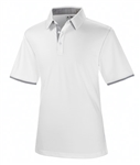 Adidas Mesh Color Hit Polo Shirt