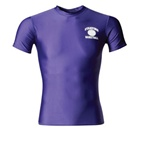 Short Sleeve Compression Crew by A4