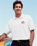 Custom embroidered polo shirts and corporate casuals apparel