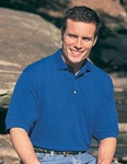 105 Profile Polo Shirt by Tri Mountain