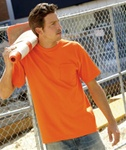 Hi Vis Pocket Tee-Shirt - Blank or Customized with your LOGO