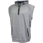 Custom Baseball Sleeveless Hoodie