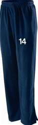 221082 Evasion Fleece Pant by Holloway. Matches Jackets 221080,221081