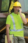 2255 Foreman Hi Vis Polo Shirt by Game Sportswear
