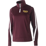 9392 Holloway Ladies Determination Pullover- custom logo