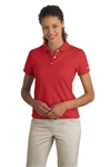 244613 Nike Golf - Ladies Dri-FIT Pique II Polo