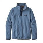 Embroidered Patagonia Women's Micro D Snap-T Fleece Pullover