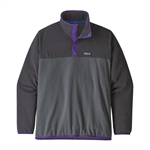 Embroidered Patagonia Men's Micro D Snap-T Fleece Pullover