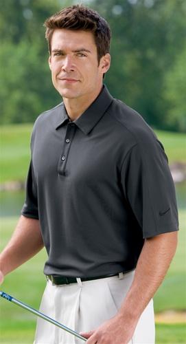Nike 266998 golf tech sport dri fit polo shirt for Golf shirt vs polo shirt