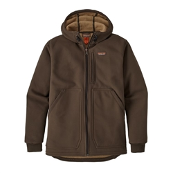 Patagonia Workwear Men's Burly Man Hooded Jacket