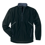 Custom Embroidered Rivers End Mens 1/2 Zip Windshirt