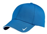 Nike Hats and Apparel, Embroidered or screen printed apparel, no minimum order and free custom logo setup