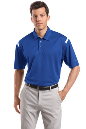 6e333f90 402934 NIKE GOLF - Dri-FIT Shoulder Stripe Sport Shirt Larger Photo ...