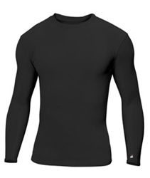 4604 Badger Adult B-Fit Long-Sleeve Compression Tee