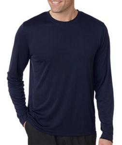 f52347800ae 482L Hanes Adult Cool DRI Long-Sleeve Performance T-Shirt