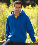 4999 Jerzees Adult Super Sweats Full-Zip Hooded Sweatshirt