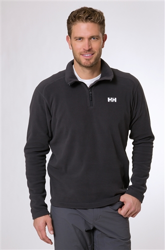 Custom Embroidered Helly Hansen Logo Fleece Jacket Half Zip · Larger Photo  Email A Friend