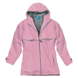Charles River Aparel Ladies New Englander Rain Jacket