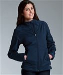 5317 Charles River Women's Axis Soft Shell Jacket