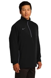 578675 Nike Golf 1/2-Zip Wind Shirt