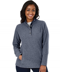 5825 Charles River Bayview Fleece Pullover