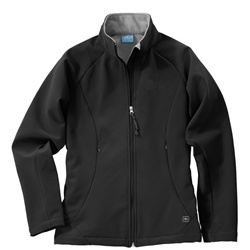 Customized 5916 Charles River Women's Ultima Soft Shell Jacket