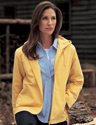 6020 Tri Mountain Ladies Laguna Hooded Jacket