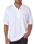 Custom Columbia Cast Polo