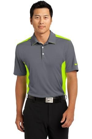Custom Embroidered Nike Dri Fit Mesh Polo Shirts 632418