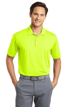2fe65b417 Custom Embroidered Nike Golf Dri-Fit Verical Mesh Polo 637167. Larger Photo  Email A Friend