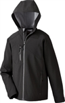 Custom Embroidered Youth Soft Shell Jacket with Hood 68166