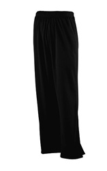 726 Augusta Ladies Solid Bruched Tricot Pant